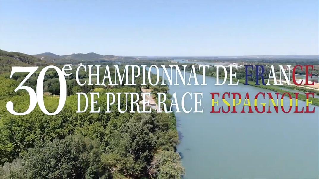 30ª EDICION CAMPEONATO DE FRANCIA DE CABALLOS PRE CHAMPIONNAT DE FRANCE DE PURE RACE ESPAGNOLE