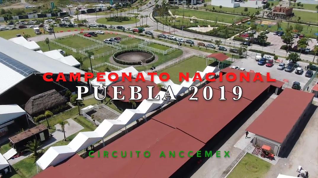 CONCURSO NACIONAL DE MEXICO, PUEBLA 2019, CIRCUITO ANCCEMEX
