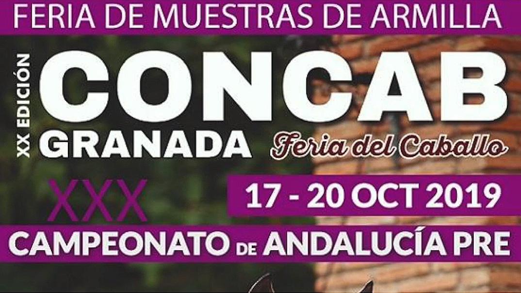 CAMPEONATO DE ANDALUCIA , CONCAB 2019