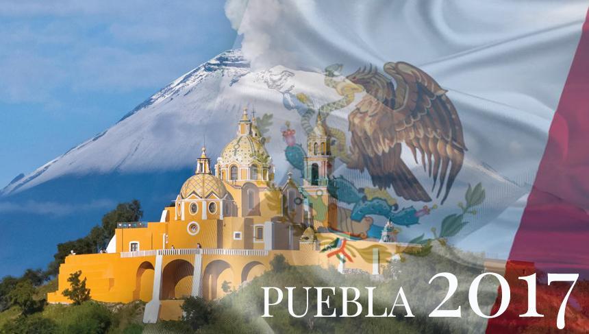 PUEBLA 2017, CONCURSO NACIONAL DE MEXICO