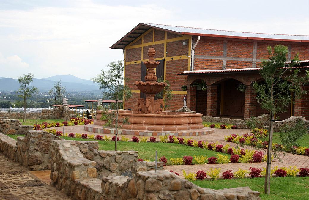Rancho el Cerezo, nuevo proyecto PRE